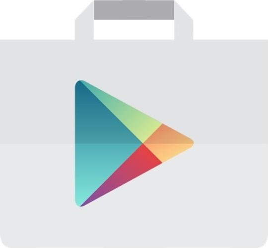 Icona dell'app Google Play Store
