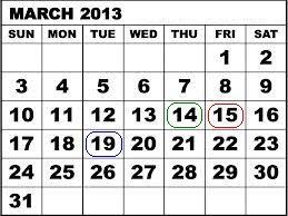 Interactive brokers trader calendar