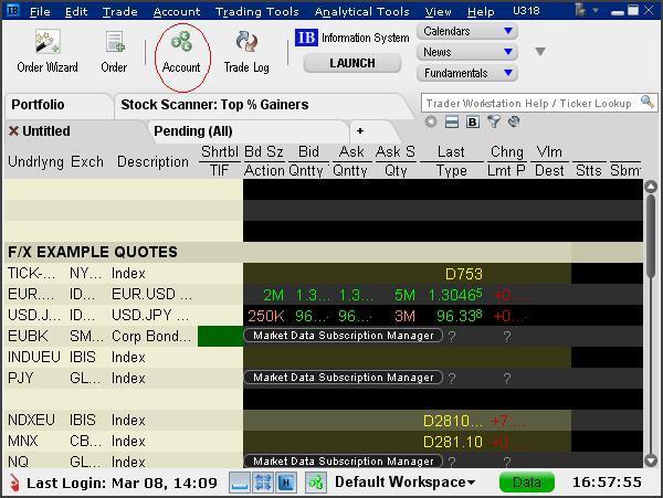 Interactive brokers currency convert